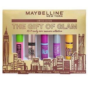 💋 3/$30 Maybelline Gift of Glam Mini Mascara Set